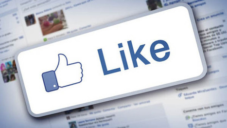 Usuarios de Facebook reciben más de lo que dan [Estudio] - EntreClick.com   CulturaDigital   Scoop.it