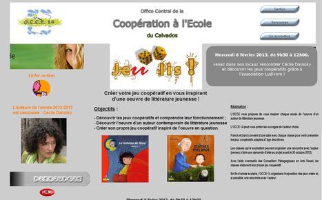 Créez votre jeu coopératif en vous inspirant d'une oeuvre de littérature de jeunesse | ENT | Scoop.it