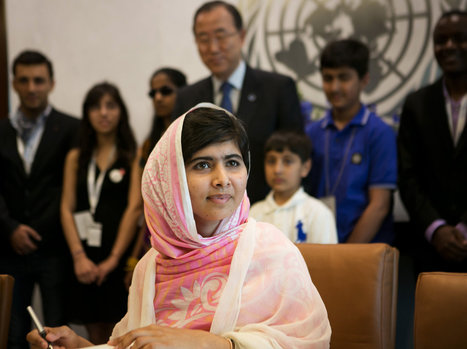 Documentary Planned on Malala Yousafzai, Girl Shot by Taliban | religious impact | Scoop.it
