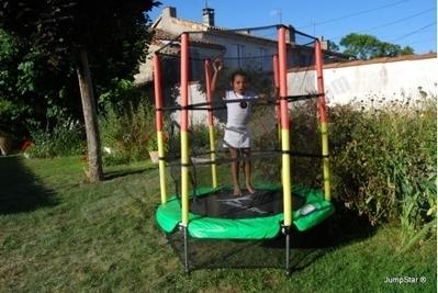Trampoline enfant de 3 à 6 ans | Maison & Jardin | Scoop.it