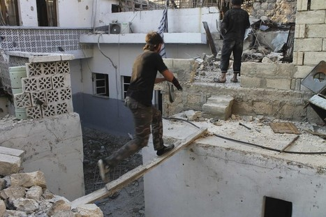 Rebels lose ground to Assad forces in Syria war; Free Syrian Army official ... - Washington Post   Civil War in Syria   Scoop.it