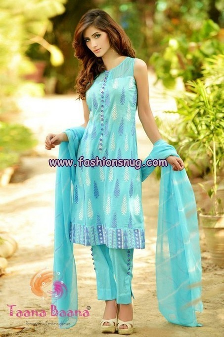 Taana Baana Summer Collection 2013 Volume 3 For Women | Fashion Blog | Scoop.it