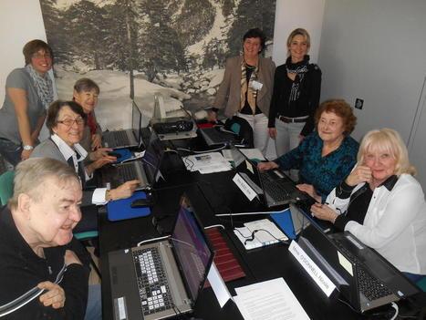 Cucq : les aînés jouent à la souris tous les jeudis après-midi | Activités et actualités des adhérents UNA | Scoop.it