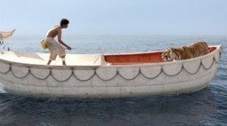 Hollywood and Fine Reviews » 'Life of Pi': Tiger by the tail | AIDY Reviews... | Scoop.it
