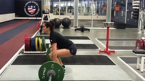 Heavy Lifting For the Endurance Athlete Part 1: Learning the 7 Key Exercises | Sports Activities | Scoop.it