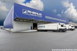 Rhenus Freight Logistics traverse la Méditerranée - Transportissimo.com | Dessine-moi la Méditerranée ! | Scoop.it