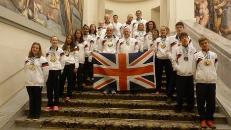 Britain topped medal table at World Transplant Games 2015 | The ASA | Transplant Sport | Scoop.it