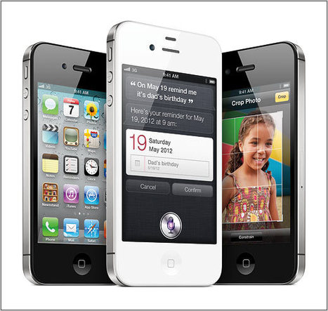 Apple announces iPhone 4S with 8MP camera and 1080p video | Photography Gear News | Scoop.it