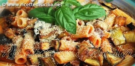 Pasta alla Norma: Original recipe di Sicilia | Lekkerlekker | Scoop.it