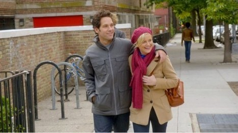 Paul Rudd and Amy Poehler Make Fun of Rom-Coms in They Came Together | See You At The Movies | Scoop.it