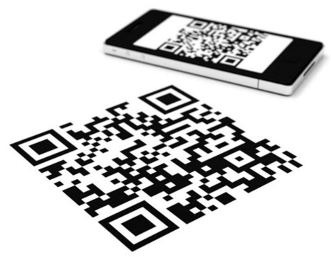 Students use QR codes to share history of town - QR Code Press | QR Code Art | Scoop.it