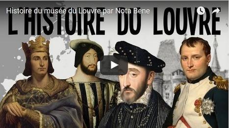 Des YouTubeurs invités (ou non) aux musées du Louvre et d'Orsay | Clic France | Scoop.it