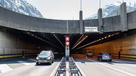 Strassentunnel-Sanierung: Taugliche Bahnalternative am Gotthard | Verkehr | Scoop.it