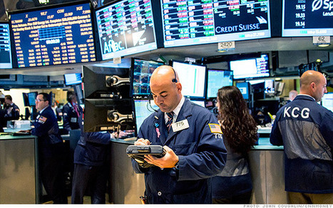 Stocks: S&P 500 closes at all-time high | Community Village Daily | Scoop.it