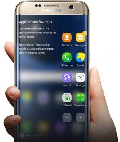 Le Galaxy S7, une bête de course taillée pour la réalité virtuelle | Telecom et applications mobiles | Scoop.it