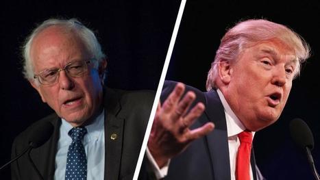 Bernie Sanders Live Tweeted During Trump's RNC Speech | Vloasis humor | Scoop.it