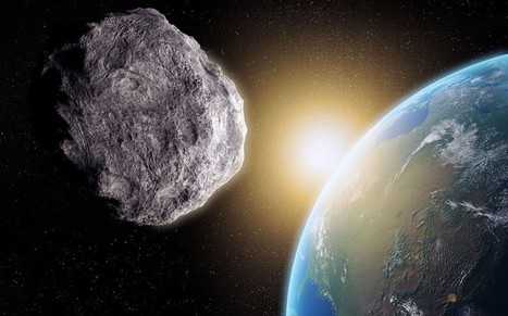 As asteroid heads for Earth near-miss, space mining companies prepare to boldly dig  - Telegraph | The Cosmos | Scoop.it