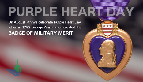 The National Purple Heart Hall of Honor | News and Insights for Better Banking | Scoop.it