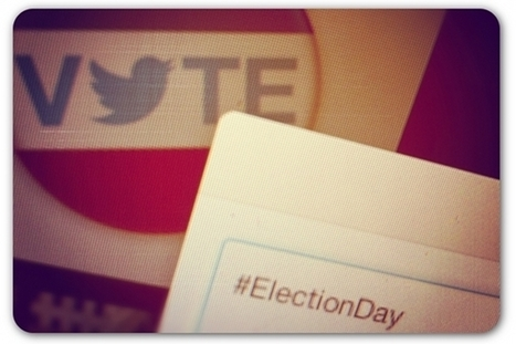 A social media guide for brands on Election Day 2012 | Social Media Epic | Scoop.it