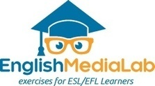 ESL, English Exercises Online, Grammar, Vocabulary, Pronunciation, Listening Exercises | English teaching. Online resources | Scoop.it