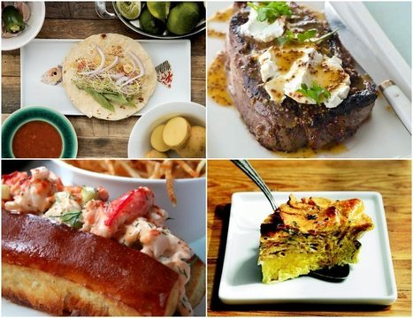 15 Celebrity Chef Recipes To Add To Your Repertoire | Healthy Recipes and Tips for Healthy Living | Scoop.it