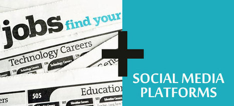 How Social Media Platforms Can Make Your Job Search Easy   Career Management Strategies   Scoop.it