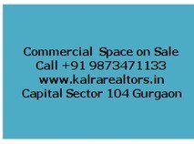 Capital Group Commercial Sector 104 Gurgaon: Buy Commercial Property affordable Call for booking +91 9873471133 | Commercial space for sale Call +91 9873471133 | Scoop.it