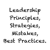 Leadership Principles, Strategies, Best Practices | (E)-Learning & Development | Scoop.it