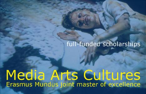 Media Arts Cultures: Erasmus Mundus joint master degree - #mediaart | Digital #MediaArt(s) Numérique(s) | Scoop.it