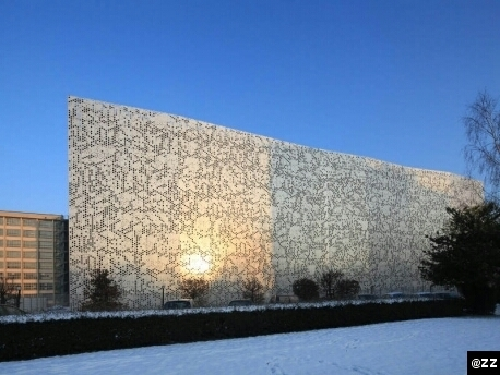 A Lille, les archives sont dans la boîte - Le Courrier de l'Architecte | Nos Racines | Scoop.it