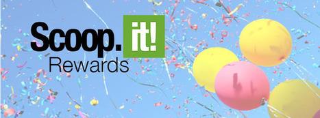 Welcoming New Rewards Members | WEBOLUTION! | Scoop.it