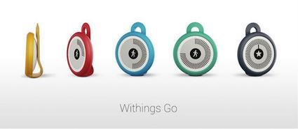 Withings Go : le tracker d'activités nouvelle génération à moins de 70 euros | Tous les capteurs | Scoop.it