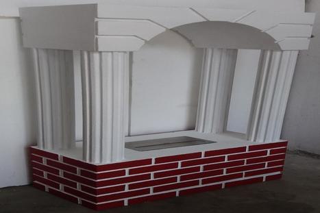 Antflame Şömine Kabinleri | Antflame Bio Ethanol Fireplace-Bacasız Şömine | Scoop.it