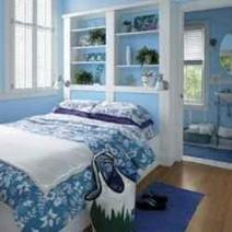 Blue Bedding And Bedroom Decor Ideas | Bedroom Decorating Ideas and Bedding Ideas | Scoop.it