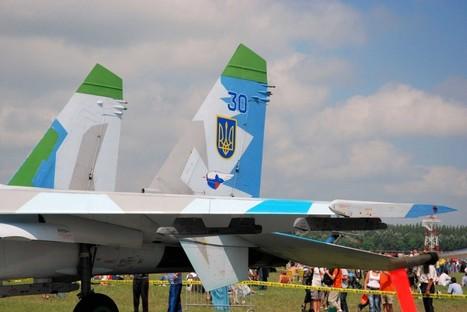 Sukhoi Su-27 – WalkAround   History Around the Net   Scoop.it