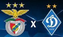 Golo Benfica 1 vs 0 Dínamo Kiev – Liga dos Campeões | Vídeos do Glorioso - Benfica | Golos Benfica | Scoop.it