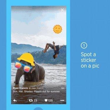 (Social Media) Les stickers arrivent sur Twitter | A.S.2.0 - 12 | Scoop.it