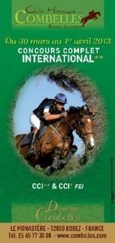 Les étoiles internationales du Concours Complet d'équitation vont briller à Rodez du 29 mars au 1er avril.   L'info tourisme en Aveyron   Scoop.it