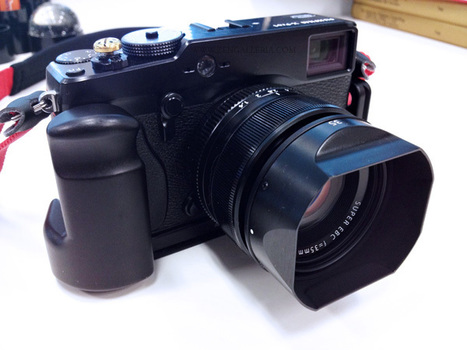 Review: Really Right Stuff BXPro1 L-plate and grip for Fujifilm X-Pro 1 « Zen Galleria   Fuji X-Life   Scoop.it