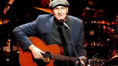 James Taylor, l'ami américain - le Figaro | Bruce Springsteen | Scoop.it