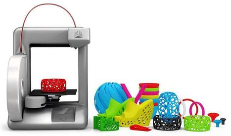 The Industries 3D Printing Will Revolutionise | Trends Investigation | Scoop.it