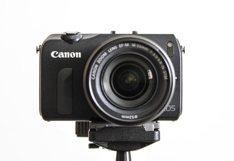 Canon EOS M: Review | About Photography | Scoop.it