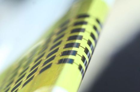 These solar cells are so flexible they can wrap around a pencil | Knowmads, Infocology of the future | Scoop.it