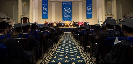 Congratulations, SAIS Class of 2013! | Martin Kramer on the Middle East | Scoop.it