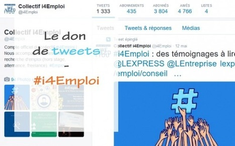 #i4Emploi ‹ Blog accompagner-demarche-portfolio.fr | Accompagner la démarche portfolio | Scoop.it