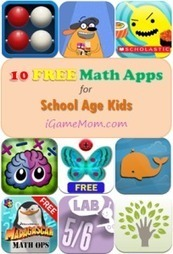 9 Free Math Learning Websites That Are Available on iPad | iGameMom | iGeneration - 21st Century Education | Scoop.it