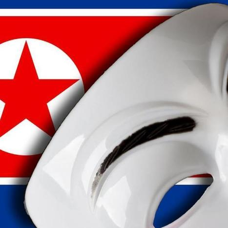 'Anonymous Korea' Attacks North Korean State Websites | Daily Crew | Scoop.it