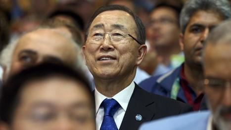 Ban Ki-moon: 'My replacement should be a woman'   Fabulous Feminism   Scoop.it