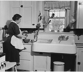 Lillian Gilbreth's Kitchen practical 1920s: How it reinvented the modern Kitchen | Gatsby | Scoop.it