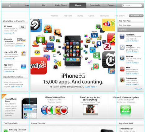 Usability Analysis of Apple.com: Why is it so Good? — Spoonfed Design | UXploration | Scoop.it